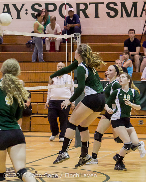 20160 Volleyball v Eatonville 091113