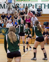 20169 Volleyball v Eatonville 091113