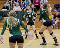 20172 Volleyball v Eatonville 091113