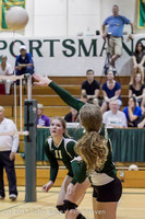 20186 Volleyball v Eatonville 091113