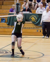 20243 Volleyball v Eatonville 091113