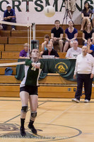20244 Volleyball v Eatonville 091113