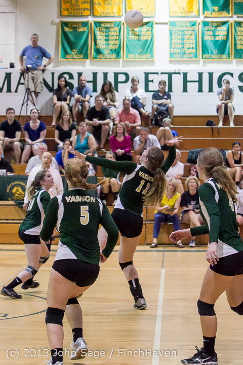 20247 Volleyball v Eatonville 091113