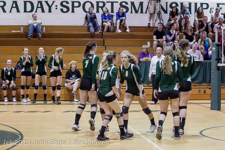 20256 Volleyball v Eatonville 091113