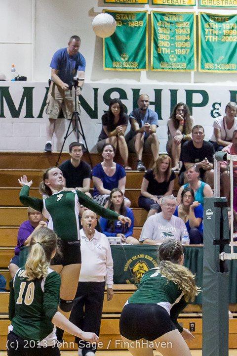20273 Volleyball v Eatonville 091113