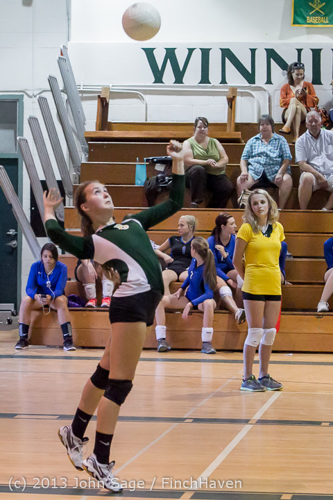 20291 Volleyball v Eatonville 091113