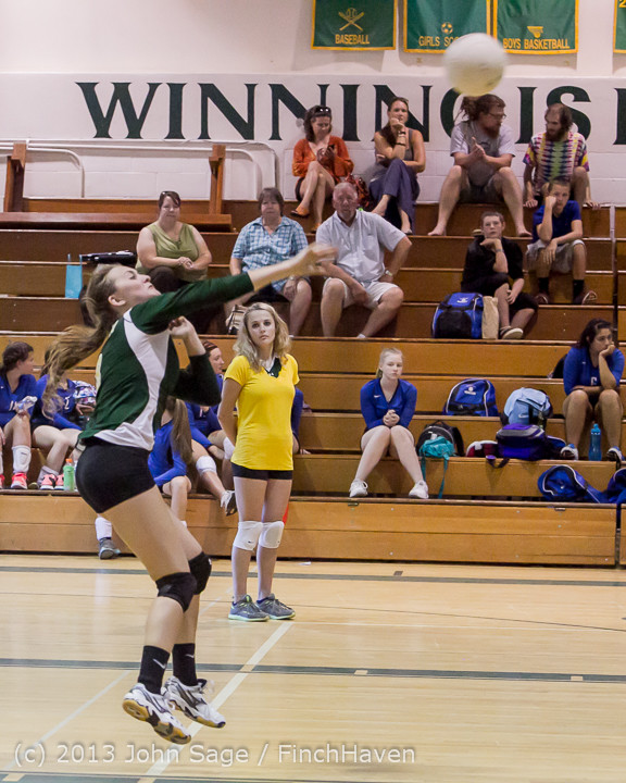 20293 Volleyball v Eatonville 091113