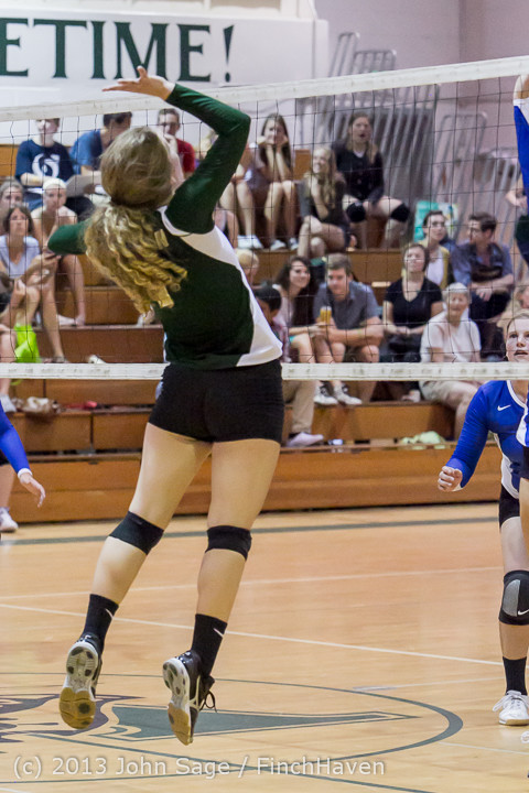 20301 Volleyball v Eatonville 091113