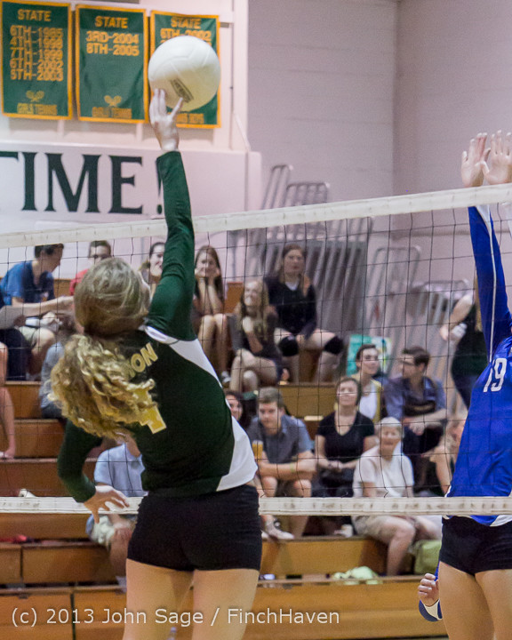 20302 Volleyball v Eatonville 091113