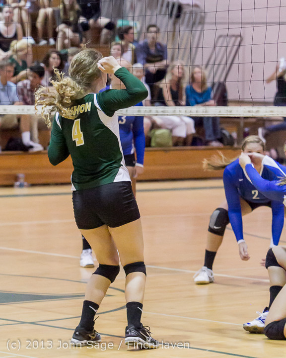 20310 Volleyball v Eatonville 091113