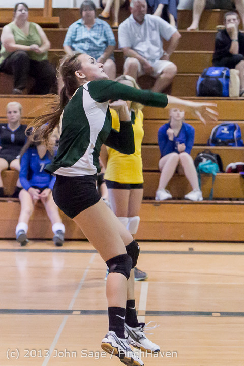 20329 Volleyball v Eatonville 091113