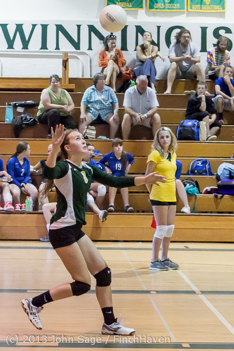 20333 Volleyball v Eatonville 091113