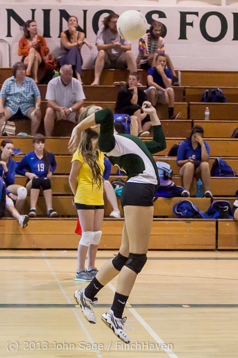 20338 Volleyball v Eatonville 091113