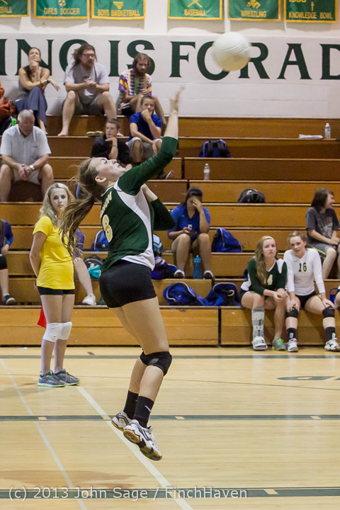 20339 Volleyball v Eatonville 091113
