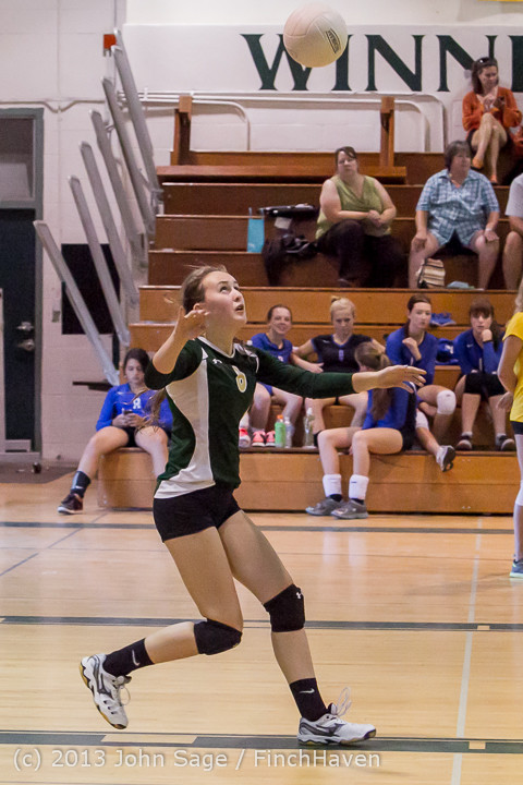 20346 Volleyball v Eatonville 091113