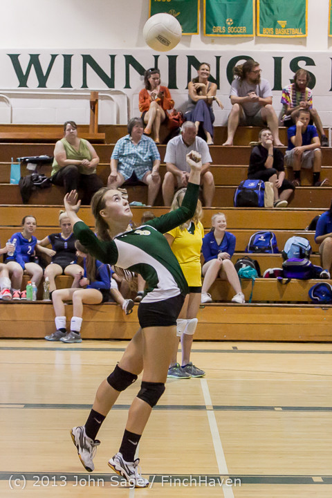 20350 Volleyball v Eatonville 091113