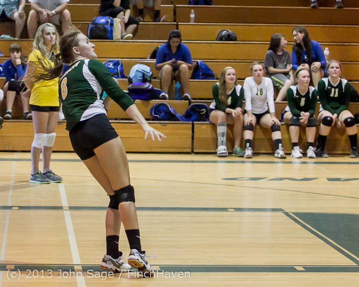 20353 Volleyball v Eatonville 091113