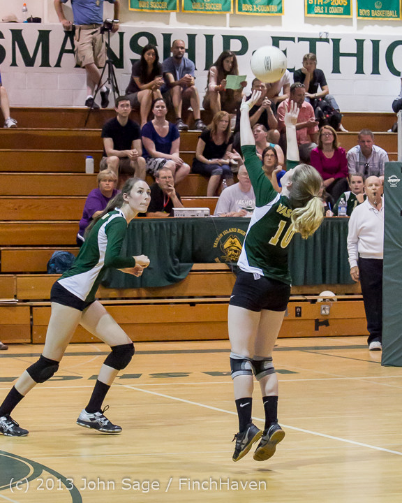 20360 Volleyball v Eatonville 091113