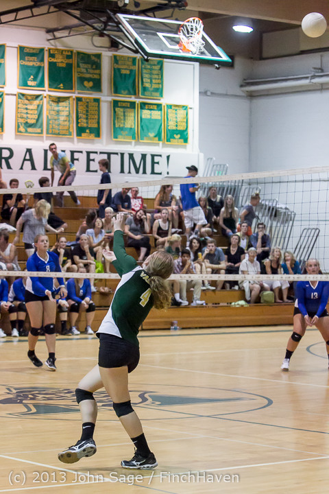 20372 Volleyball v Eatonville 091113
