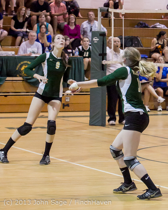 20379 Volleyball v Eatonville 091113