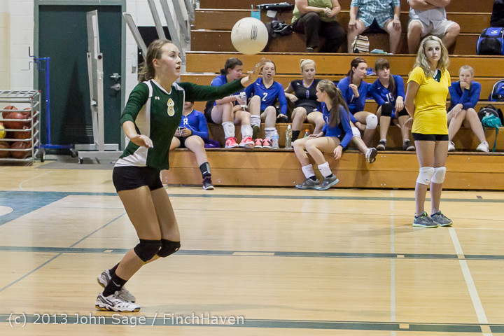 20396 Volleyball v Eatonville 091113