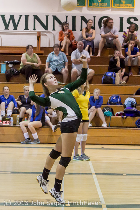 20402 Volleyball v Eatonville 091113