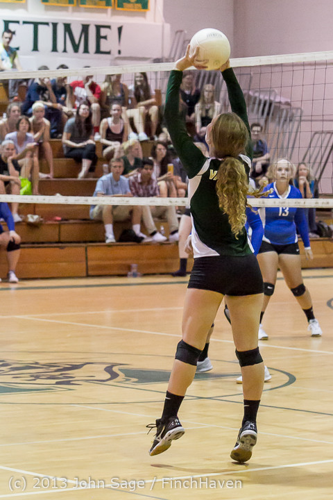 20413 Volleyball v Eatonville 091113