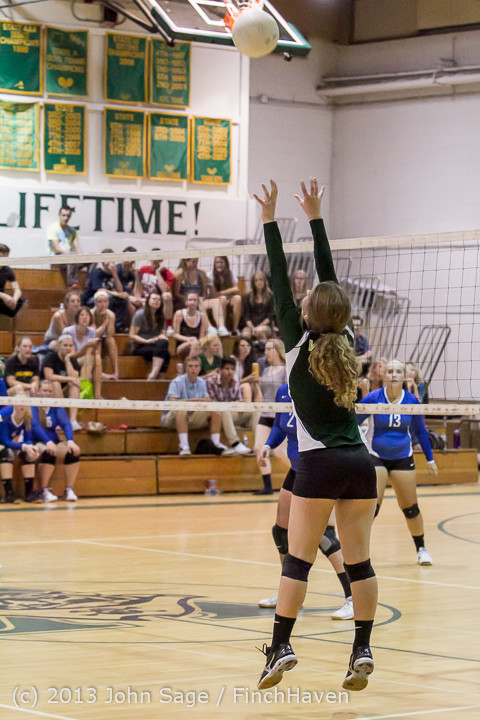 20414 Volleyball v Eatonville 091113