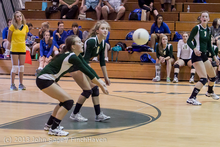 20440 Volleyball v Eatonville 091113