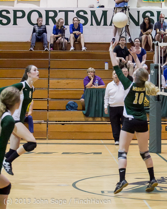 20445 Volleyball v Eatonville 091113