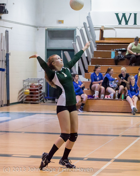 20470 Volleyball v Eatonville 091113