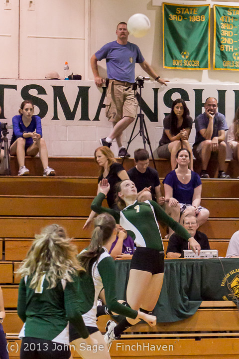20481 Volleyball v Eatonville 091113