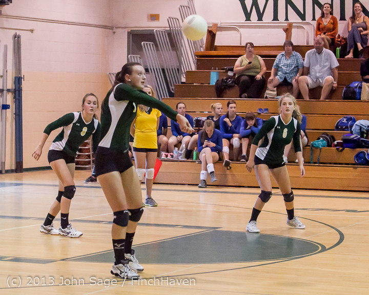 20515 Volleyball v Eatonville 091113