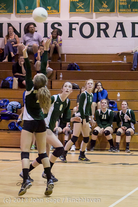 20519 Volleyball v Eatonville 091113