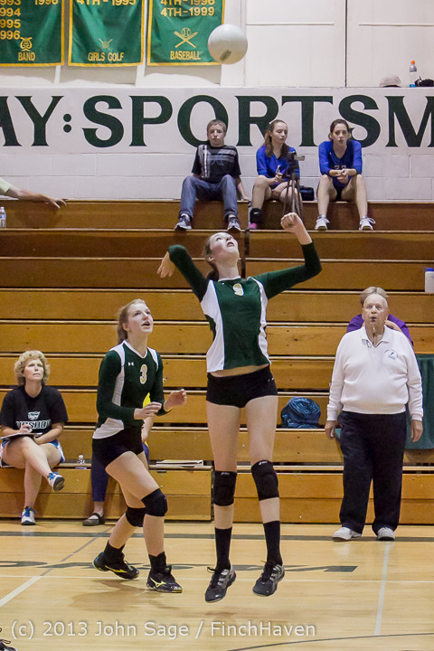 20539 Volleyball v Eatonville 091113