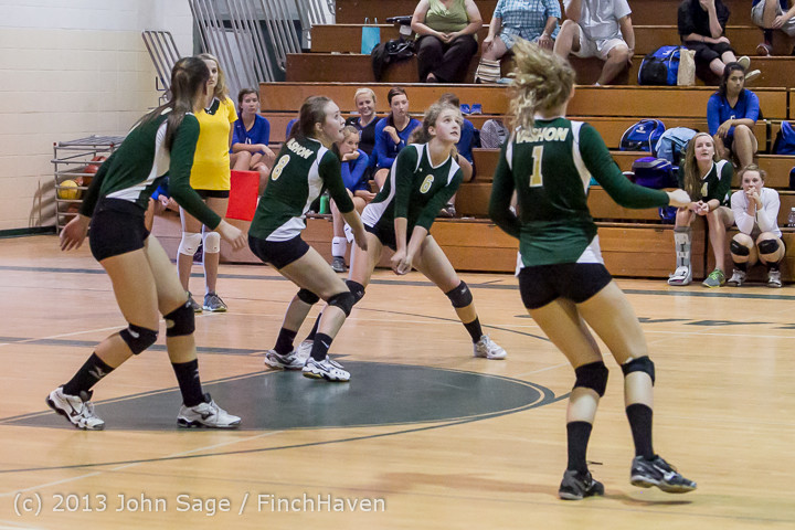 20549 Volleyball v Eatonville 091113