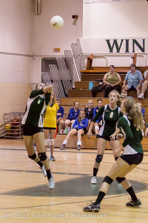 20563 Volleyball v Eatonville 091113