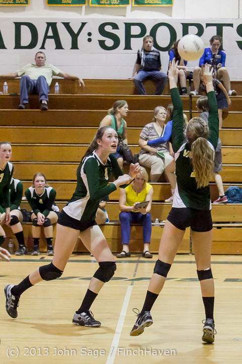 20610 Volleyball v Eatonville 091113