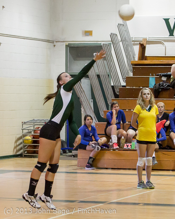 20621 Volleyball v Eatonville 091113