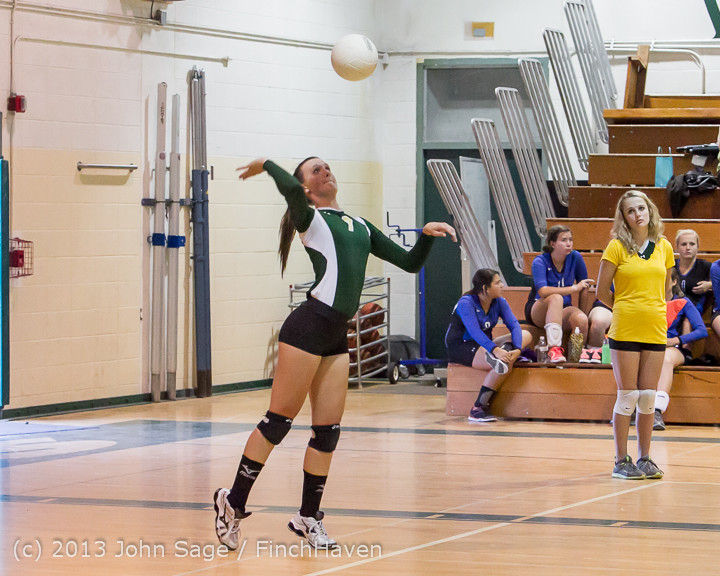 20648 Volleyball v Eatonville 091113