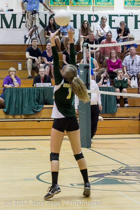 20657 Volleyball v Eatonville 091113