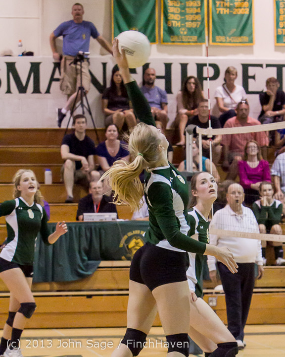 20665 Volleyball v Eatonville 091113