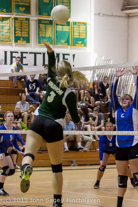 20744 Volleyball v Eatonville 091113