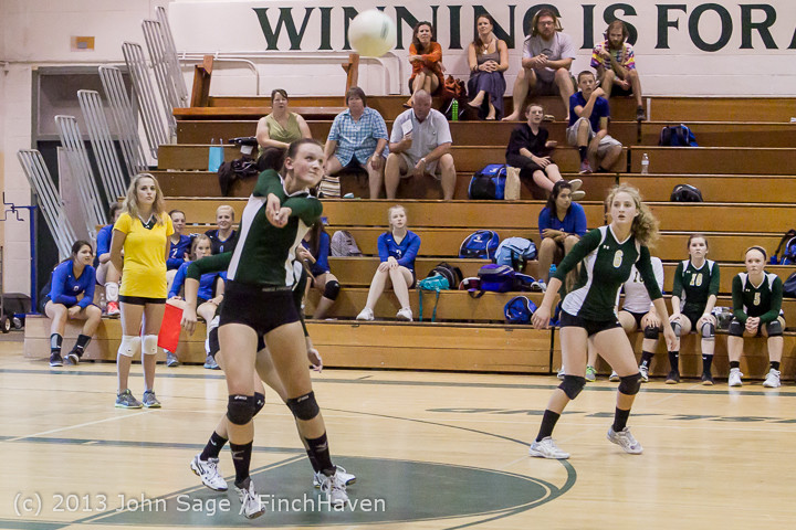 20756 Volleyball v Eatonville 091113