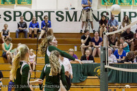 20810 Volleyball v Eatonville 091113