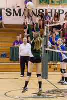 20820 Volleyball v Eatonville 091113