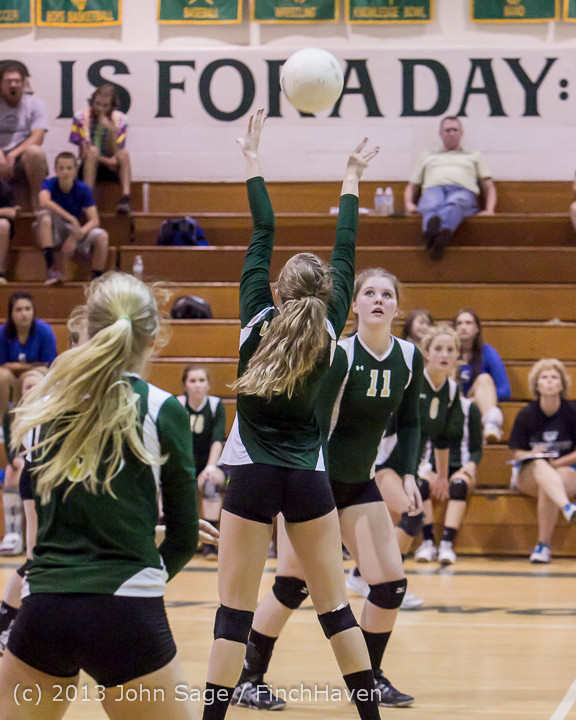 20842 Volleyball v Eatonville 091113