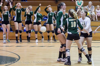 20867 Volleyball v Eatonville 091113