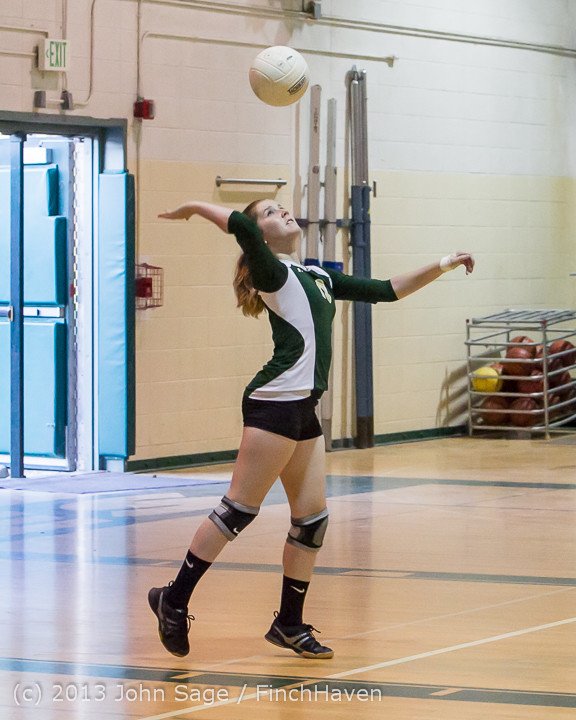 20870 Volleyball v Eatonville 091113