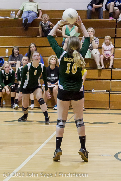 20878 Volleyball v Eatonville 091113